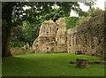 NS9886 : Culross Abbey by Derek Harper