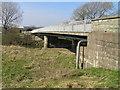 SJ2306 : River Severn,Leighton road bridge. by kevin skidmore
