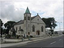H7205 : St. Patrick's Church, Shercock, Co. Cavan by Kieran Campbell