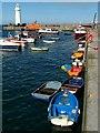 J5980 : Donaghadee harbour : Week 33