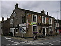 SD9321 : Border Rose Inn, Rochdale Road by robert wade