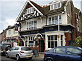 TR3041 : The Crown and Sceptre, 25 Elm Vale Road by Nick Smith