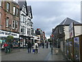 NN1073 : High Street Fort William : Week 34