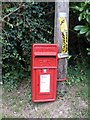 SU0511 : Edmondsham: postbox № BH21 131, Lower Farm by Chris Downer