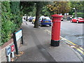 SZ0691 : Westbourne: postbox № BH4 118, R. L. Stevenson Avenue by Chris Downer