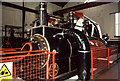 SN7803 : Steam winding engine, Cefn Coed by Chris Allen