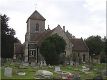 TQ3764 : St Mary's Church,  Addington by Roger