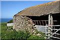 SW3633 : Barn near Botallack by Tony Atkin
