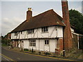 TQ6957 : Wealden Hall House on Mill Street, East Malling, Kent by Oast House Archive