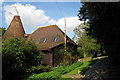 TQ8845 : Oast House at Wanden Farm, Wanden Lane, Egerton, Kent by Oast House Archive