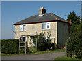 TL5558 : Council Farm house by Keith Edkins