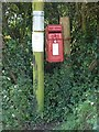 ST7808 : Ibberton: postbox № DT11 149, Leigh by Chris Downer