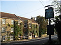 ST7660 : The Hope & Anchor Inn Midford by Dr Duncan Pepper