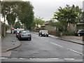 SP1094 : St Michael's Road, Boldmere by Peter Whatley