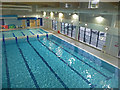 NG4743 : Portree Community Swimming Pool by John Allan