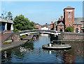 SP0586 : Farmer's Bridge Junction, Birmingham by Roger  Kidd
