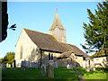 TQ0818 : West Chiltington Church by Colin Smith