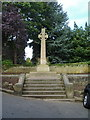 SE0426 : War Memorial, Luddenden by Alexander P Kapp