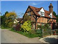 SU7791 : Church Cottage, Fingest by Andrew Smith