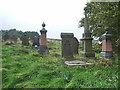 SE0528 : Moor End United Reformed Church, Graveyard by Alexander P Kapp