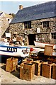 SW7214 : Cadgwith harbour by Steve G