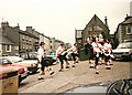 SE1287 : Morris Dancers by Gerald England