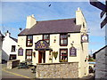 SH3793 : The Stag Inn, Cemaes Bay by David Seale