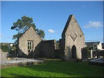 O1361 : Chapel at The Naul, Co. Dublin by Kieran Campbell