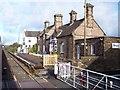 SD0698 : Drigg railway station and crossing by Raymond Knapman
