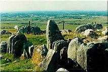 N5877 : Cairn S, Slieve na Calliagh, Co. Meath by Kieran Campbell