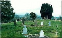 N8780 : Graveyard at Knock, Co. Meath by Kieran Campbell