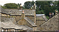 NY9650 : Blanchland Roofs by Kerry Rourke