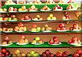 SU7833 : Apples, Blackmoor Fruit Nurseries by Hugh Chevallier