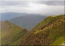 NY3415 : View from Helvellyn by wfmillar
