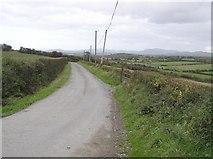 C2612 : Road at Burnside by Kenneth  Allen