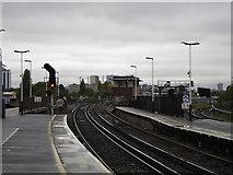 TQ2775 : Clapham Junction Station by Julian P Guffogg
