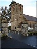 N9733 : Christ Church, Church of Ireland, Celbridge by Ian Paterson