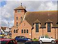 TQ7107 : St Martha's Church, Little Common, Bexhill by Kevin Gordon