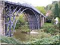 SJ6703 : River Severn, Ironbridge by kevin skidmore