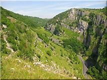 ST4654 : Cheddar Gorge by Ken Grainger