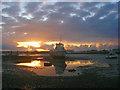 TQ2104 : Bridget at Sunrise by Simon Carey