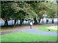 SJ8597 : Ardwick Green Park by Gerald England