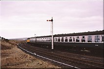 ND1559 : Thurso portion at Georgemas Junction by Peter Whatley