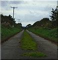 TA1142 : Carr Lane, near Long Riston by Paul Harrop