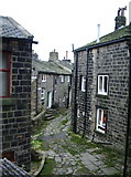 SD9828 : West Laithe, Heptonstall by Alexander P Kapp
