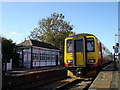SK7439 : Aslockton Station (1) by Oxymoron