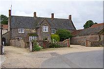 TF9226 : Hall Farmhouse by Geoff Clark