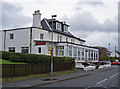 NG2547 : The Misty Isle Hotel, Dunvegan by Richard Dorrell