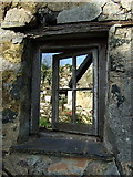 SM9235 : Window in ruin by ceridwen