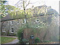 NZ2537 : Former Stables, Holywell Hall by Les Hull